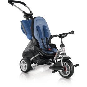 Puky CAT S6 CEETY - Tricycle Enfant - bleu/argent